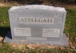Minnie F. Applegate