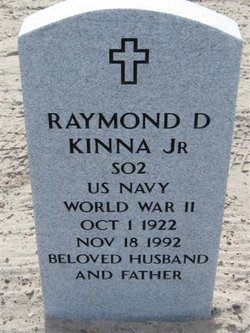 Raymond David Kinna, Jr
