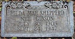 Hilda Mae <i>Gibson</i> Shepperd