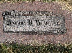 George Howard Valentine