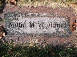 Nettie Mae <i>Randel</i> Valentine