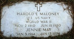 Jennie Mary Maloney