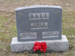 Luther Wilber Wilber Ball