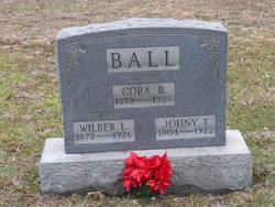 Johnny Thomas Ball