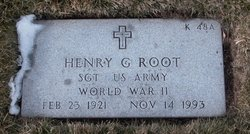 Henry G Root