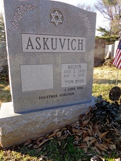 Melvin Askuvich