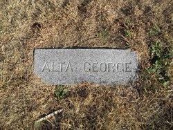 Alta George