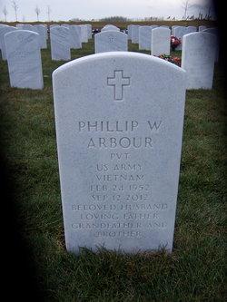 Phillip Wayne Arbour