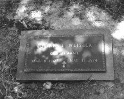 Julian Earl Weisler