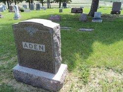 Ellen Anna <i>Wieseman</i> Aden