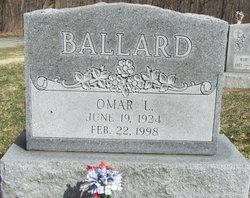 Omar Luther Ballard