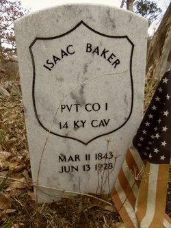 Isaac Shelby Big Ike Baker
