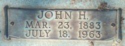 John Henry Richard Bobo
