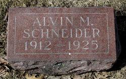 Alvin Max Schneider