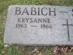 Krysanne Babich