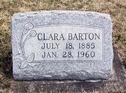 Clara <i>Yount</i> Barton