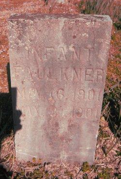 Infant Son Faulkner