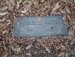 Annabelle <i>Marler</i> Gates