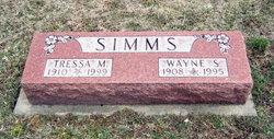 Tressa May <i>Surber</i> Simms