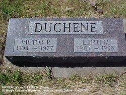 Edith M. <i>Olson</i> Duchene