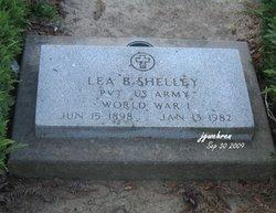 Leander Burton Lea Shelley