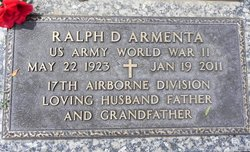 Ralph D. Armenta