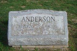 Rachel <i>Huntington</i> Anderson