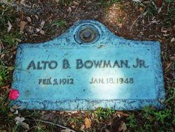 Alto B Bowman, Jr