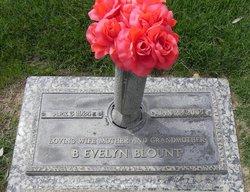 B. Evelyn Blount