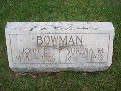John E Bowman