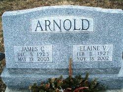 Elaine Queenie <i>Vetter</i> Arnold