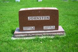 Leslie Cheney Johnston