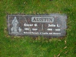Julia L Austin