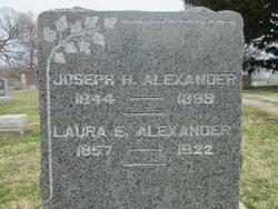 Joseph H Alexander