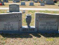 Dorothy <i>Fordham</i> Denton