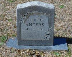 John H Anders