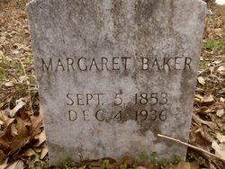 Margaret Jane <i>Peters</i> Baker