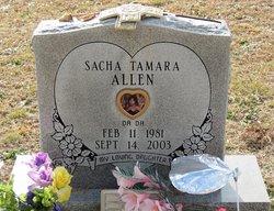 Sacha Tamara Allen