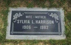 Sylvia Lee <i>Jay</i> Harrison