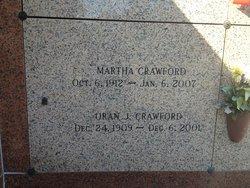 Martha Ellen <i>Hoke</i> Crawford