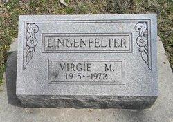 Virgie M <i>Moody</i> Lingenfelter