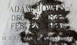 Adam Bowen