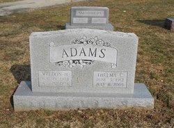 Thelma Connie <i>Brose</i> Adams
