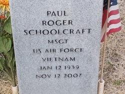 Paul Roger Schoolcraft