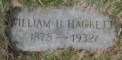 William H. Hackett