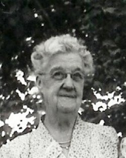 Alice Louise <i>Hayes</i> Weber