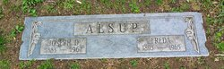 Joseph Dick Alsup