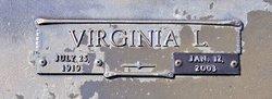 Virginia L Addison