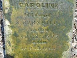 Caroline <i>Pettit</i> Barnhill