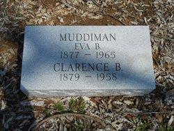 Clarence Barkley Muddiman